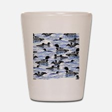 Lots of Loons Shot Glass