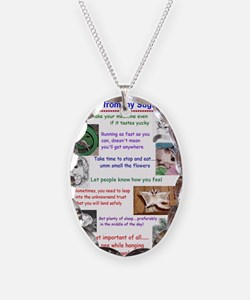 Everything I need to know Necklace