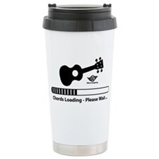Ukulele Chords Loading Travel Mug