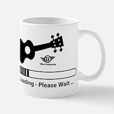 Ukulele Chords Loading Mug