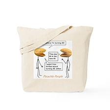 Turning 60 Tote Bag