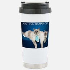 Birman Cat Calendar Travel Mug