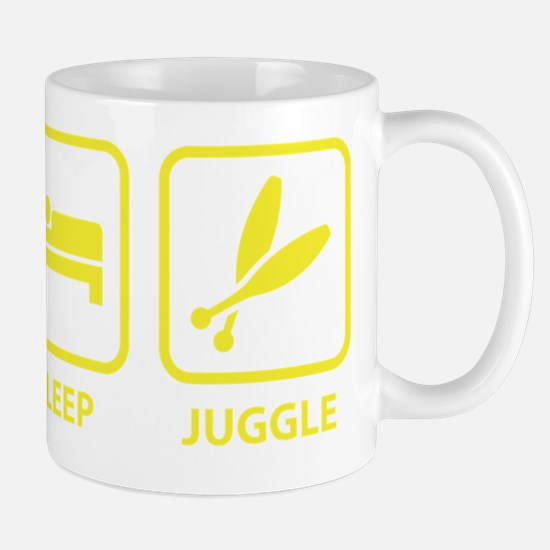 EatSleepJuggle1D Mug