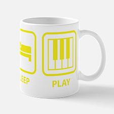 EatSleepPlayPiano1D Mug