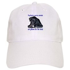 """Pillow for the Mind"" Baseball Baseball Cap"