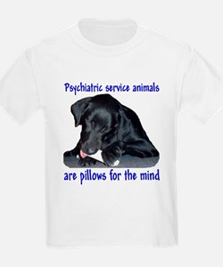 """Pillow for the Mind"""" Kids T-Shirt"
