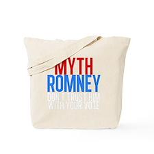 Myth Romney Tote Bag