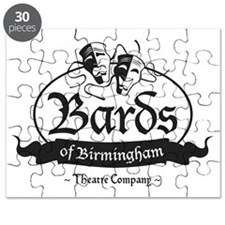 Bards of Birmingham logo Puzzle