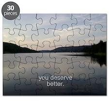 You Deserve Better Puzzle