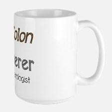 The colon whisperer Mug