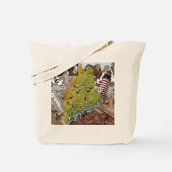 Maine Jada Tote Bag
