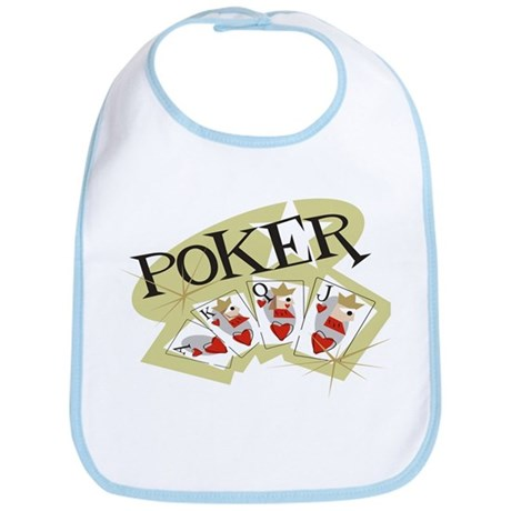 Poker Bib