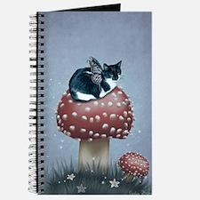 Sitting on a Mushroom Journal
