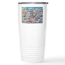 cape may cottages Travel Mug