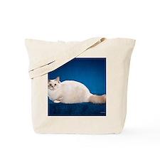 Birman Cat Calendar Tote Bag
