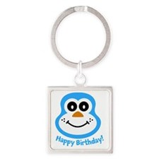 Ralph: Happy Birthday Square Keychain