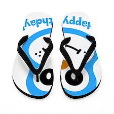 Ralph: Happy Birthday Flip Flops