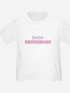Junior Bridesmaid T