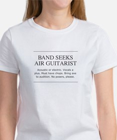 Air Guitarist Women's T-Shirt
