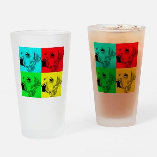 Pop Lab2 Drinking Glass