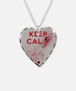 Dont keep calm Necklace