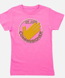 Slap Commissioner Girl's Tee