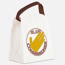Slap Commissioner Canvas Lunch Bag