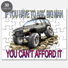 You Cant afford it Puzzle