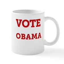 Vote Invisible Obama 2012 Mug
