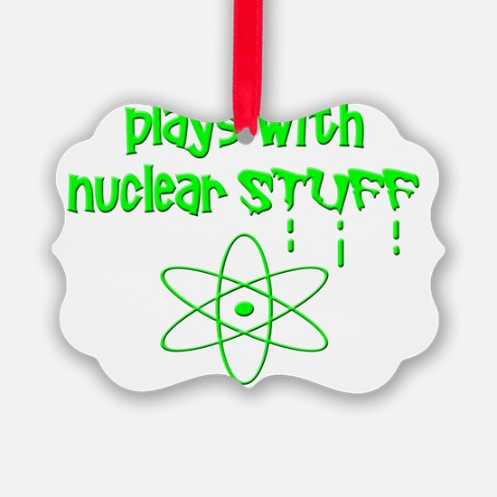 Nuclear Stuff Ornament