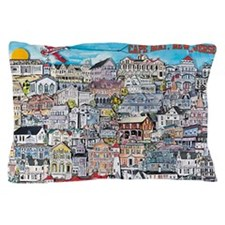 CM cottages Pillow Case