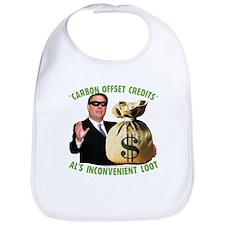 Al's Inconvenient Loot Bib