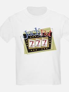 Jackpot 777 Kids T-Shirt