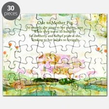 Ode to Mother Pig Puzzle