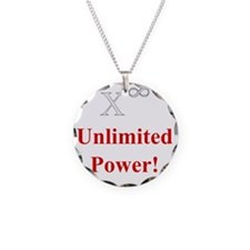 Unlimited Power! (W) Necklace