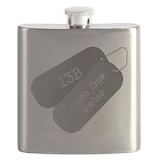 13B cannon Crew Member Flask