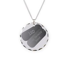 19D Army Cavalry Scout Necklace