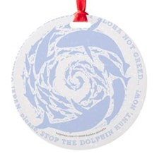 Kai Palaoa supports SAVE JAPAN DOLP Ornament