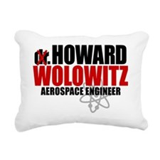 notdoctorwolowitz2 Rectangular Canvas Pillow