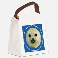 Kai Supports Sea Shepherd Canvas Lunch Bag