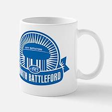 North Battleford 100 logo Mug
