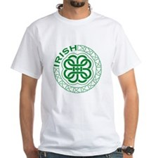 Irish Knot Work Shamrock Shirt