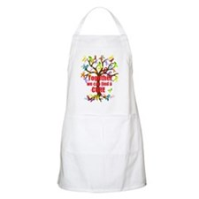 Together we can find a CURE Apron