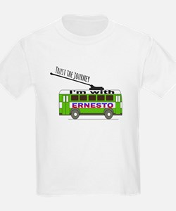 I'm with ERNESTO T-Shirt