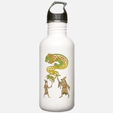 Sorcerer and Apprentic Water Bottle