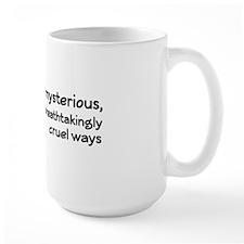 godworksbumper Mug