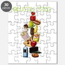 Make Mine Gluten Free - darks Puzzle