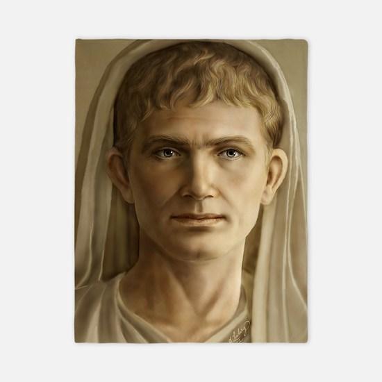 11x17 Emperor Augustus Twin Duvet