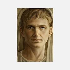 11x17 Emperor Augustus Rectangle Magnet
