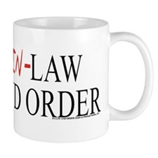 In-Law and Order Mug